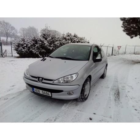 Peugeot 206, 1,6 16V 80kw