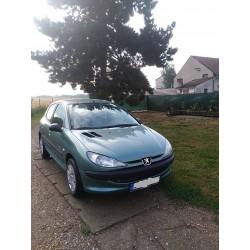Peugeot 206, 1,1i,44kw