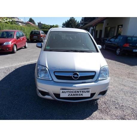 Opel Meriva 1,6i,77kw (105koní)