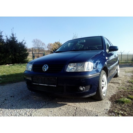 Volkswagen Polo 1,4 MPI - benzín