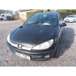 Peugeot 206 1,4 55kw