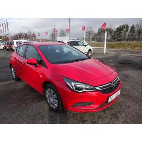Opel Astra K 1.4 16V 74kW,ČR,serviska