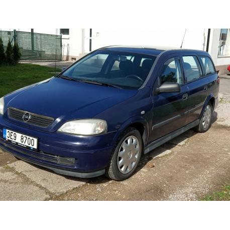 Opel Astra caravan II 1,7 CDTI - Nová TK