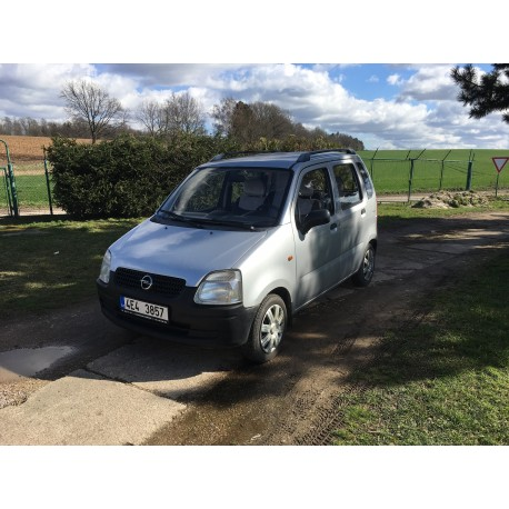 Opel Agila 1,2i 16V