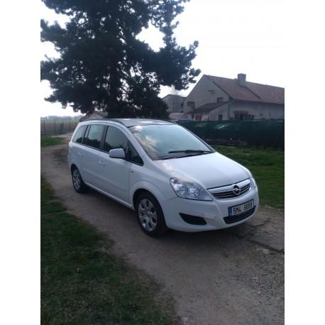 Opel Zafira B 1,7 CDTi 81kw