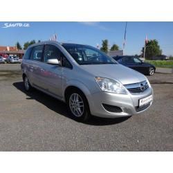 Opel Zafira B 1,6 85kw TK do 7/22 Cena 139900,-kč